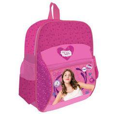 a5160e93a13 Mochila 33 cm Violetta Disney - Back Pack Violetta