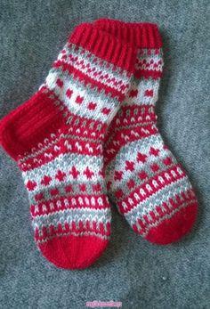 Diy Crafts Knitting, Diy Crochet And Knitting, Crochet Socks, Knit Mittens, Knitting Socks, Crochet Clothes, Hand Knitting, Baby Boy Knitting Patterns, Knitting Designs