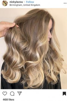 Long Wavy Ash-Brown Balayage - 20 Light Brown Hair Color Ideas for Your New Look - The Trending Hairstyle Blonde Hair Looks, Blonde Hair With Highlights, Brown Blonde Hair, Light Brown Hair, Natural Highlights, Ombre Hair Color, Brown Hair Colors, Ponytail Hairstyles, Cool Hairstyles