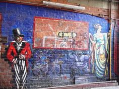 Having just moved to Wellington, I find I'm photographing the murals & street art around the cuba quarter, which is my hood and backyard!