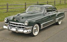 Cool Car Photos 1949 Cadillac Sedanet