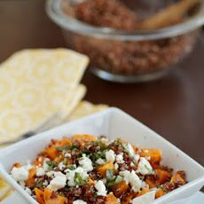 Sweet Potato and Quinoa Salad Recipe
