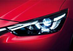 新型マツダCX-3/Mazda CX-3 Mazda Cx3, Car Head, Industrial Design Sketch, Artwork Images, Car Lights, Car Parts, Lighting Design, Automobile, Cx 3