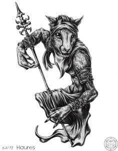 Hồi hộp 72 Con Quỷ Của Vua Solomon - FLAUROS bài tarot