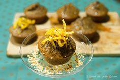 muffins limone senza glutine e zucchero