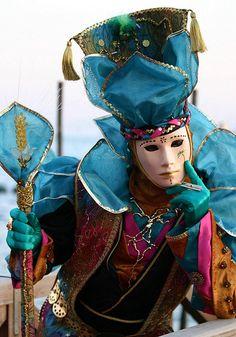 Venice Carnival, January 2008 ~ by Alaskan Dude