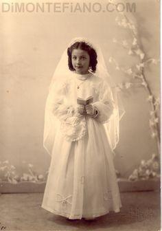Anna, prima comunione