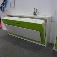 Space-saving Wall Bed, Folding Multifunction Furniture
