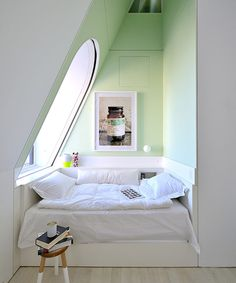 The Coziest Reading Nooks You've Ever Seen #refinery29  http://www.refinery29.com/design-milk/25