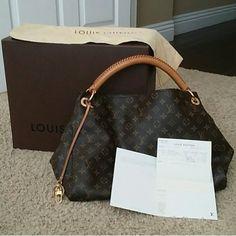 4431593b18ba Louis Vuitton Handtaschen günstig kaufen   Second Hand   Mädchenflohmarkt