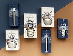 Дизайн упаковки лампочек