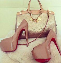 8bdd1359ba0 Louis Vuitton  amp  Red Bottoms.  KillaCombo Tote Handbags
