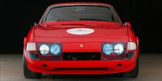1969年式 フェラーリ 365 GTB/4 デイトナ コンペティション コンバージョン