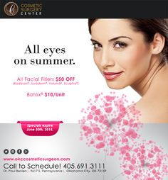 Enjoy our June specials! Contact us today to schedule a consultation.