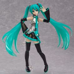 Vocaloid: Hatsune Miku 2.0  Figma Action Figure