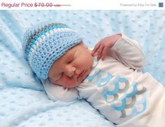 ON SALE Boy Coming Home Outfit Tie shirt by CheekyBabyBoutique, $66.50