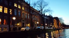 Amsterdam bij night