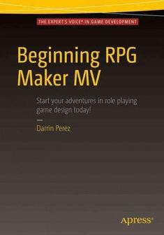 Create your very own role playing game using the RPG Maker MV game development engine. You'll go through tutorials and exercises that will take you from installing the software to putting the final to