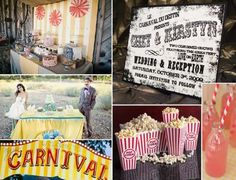 Your Wedding Will Be A Circus – In A Good Way! Shop Carnival-Themed Decor From Etsy