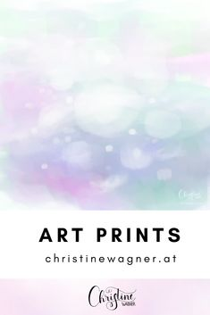 Print Foto, Watercolor Artist, Youth Rooms, Fine Paper, Large Prints, Shades Of Purple, Good Mood, Pastel Colors, Illustration
