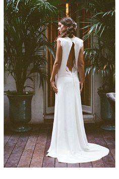 Une robe raffinée elise emeau