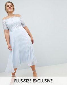 Coast Plus Imi Lace Maxi Dress