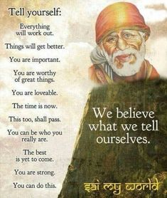 The Time Is Now, The Best Is Yet To Come, Meaningful Quotes, Inspirational Quotes, Sai Baba Miracles, Sanskrit Quotes, I Love You God, Sai Baba Quotes, Sai Baba Wallpapers