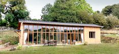 Eco Construction, Eco City, Earthship, Architecture, Garage Doors, Shed, Outdoor Structures, Outdoor Decor, Plans