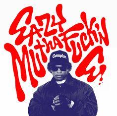 Hip Hop Hullabaloo – Eazy-E — Friends of Type