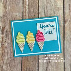 Card: Triple Sweet!