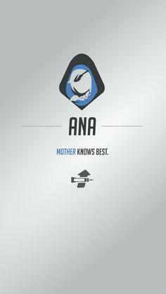 Ana Overwatch #1