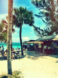 The most amazing beach in Freeport, Bahamas