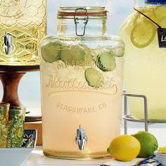 Nantucket Beverage Jar | Sur La Table
