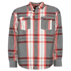 Lee Cooper Long Sleeved Shirt £7.99  http://www.lillywhites.com/lee-cooper-long-sleeved-check-shirt-mens-558080