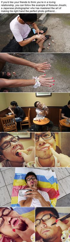 Forever alone lvl: Asian