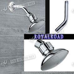 Chrome Bathroom Baths Shower Shower Heads Set Kits for Bathing Showerheads | eBay$14.99