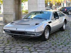 Lamborghini Jarama 400 1975. - LGMSports.com