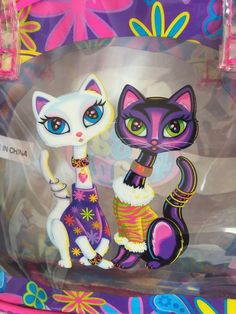 Lisa Frank Clear Mini Purse Bag Cat Kitty Comb Hair Elastics Cards Envelopes  | Clothing, Shoes & Accessories, Kids' Clothing, Shoes & Accs, Girls' Accessories | eBay!