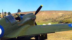 Tagged: Allied | P-40 Kittyhawk Testing Her Machine Guns Will Make Your Dayhttp://worldwarwings.com/p-40-machine-gun-fire-test