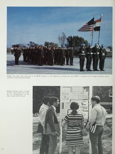 Northeast Missouri State College | The 1970 Echo | ROTC Program
