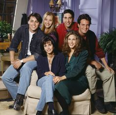 12 Photos of the Friends Cast Before They Were Famous That Will Make You Ridiculously Happy