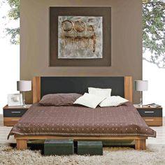 Helen dió/matt fekete színű, középen merevítettágykeret, éjjeliszekrénnyel. Ágyrács, matrac és dekoráció nélkül!Ajánlott ágyr&aa
