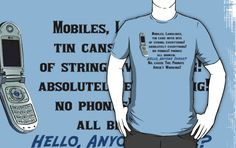 Funny Ianto Torchwood Quote about Phones by elishamarie28