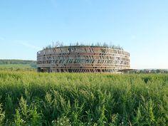 Studio Visit Bernard Tschumi Architects - The Architects Newspaper