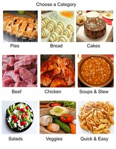 Country recipes for the kind of food that your mom used to make are all available here. Many of these are old recipes for Amish classics, some are southern cooking recipes. Not a large site, but very well done and really easy to navigate.