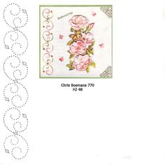 Kaarten maken Embroidery Cards, Embroidery Designs, Card Patterns, Stitch Patterns, Sewing Cards, Parchment Craft, Paper Frames, Card Sketches, String Art