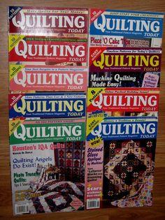 2006 The Quilter Magazine Premier Issue Quilting Challenge #Q105 : quilting today magazine - Adamdwight.com