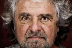 di Tutto Un Po' Italia: Beppe Grillo, un vero rivoluzionario arrabbiato