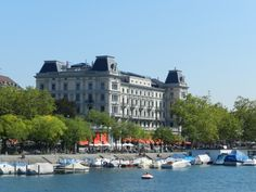 Blick auf das Cafe Felix in Zürich Dolores Park, Travel, Switzerland, Trips, Viajes, Traveling, Tourism, Outdoor Travel, Vacations