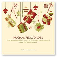 Regalos ::  tarjetas para navidad y fin de año Christmas And New Year, Christmas Time, Christmas Crafts, Merry Christmas, Christmas Background, Xmas Cards, Instagram Feed, Advent Calendar, Decoupage
